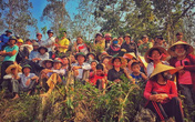 Đoàn phim 'Kong: Skull Island' thu hút người dân Quảng Bình