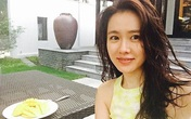Kiều nữ 'Hương mùa hè' khoe ảnh đi nghỉ ở Hội An