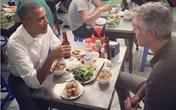 Những quán ăn bình dân từng đón nguyên thủ quốc gia