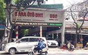"""Đống Đa, Hà Nội: Dân làm đơn """"tố"""" gara ô tô gây ô nhiễm"""