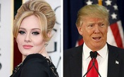 Adele không cho ứng viên tranh cử Tổng thống dùng bài hát của mình