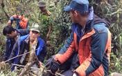 Hành trình đưa thi thể du khách người Anh rời núi Fansipan