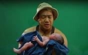 Con gái Hiếu Hiền vừa chào đời đã 'đóng' phim Tết