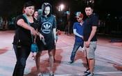 Đinh Ngọc Diệp bị Charlie Nguyễn hành hạ trên phim trường