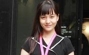 Nữ sinh Việt xinh đẹp tham dự diễn đàn lãnh đạo trẻ thế giới