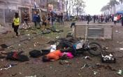 Clip vụ nổ kinh hoàng ở KĐT Văn Phú, Hà Đông