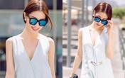"""Màu trắng tinh khôi khiến mỹ nhân Việt """"say như điếu đổ"""" ngày hè"""