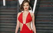 Miranda Kerr mặc hở hết cỡ khi dự tiệc Oscar