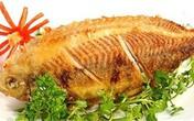 Chuyên gia thực phẩm chỉ cách rán cá tránh ung thư