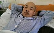 Sức khỏe kém, diễn viên Hán Văn Tình phải nhập viện gấp