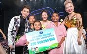 Hồ Văn Cường trở thành quán quân Vietnam Idol Kids 2016
