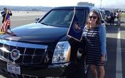 Tranh cãi mật vụ Mỹ cho dân thường lái xe tháp tùng tổng thống