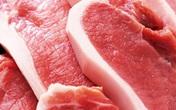 Phân biệt thịt lợn sạch với thịt lợn có chứa chất tạo nạc