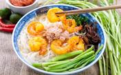 3 món bún tôm dành cho trưa nắng ở Hà Nội