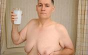 Ngực to như phụ nữ vì uống quá nhiều sữa đậu nành