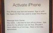 Chia tay đòi quà không được, chàng trai tố bạn gái trộm iPhone