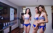 Hậu trường chụp bikini của Hoa hậu Việt Nam 2016