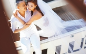 Ảnh cưới tuyệt đẹp của Lương Thế Thành - Thúy Diễm ở Mỹ