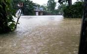 Nhiều nơi ở Quảng Bình lại ngập lụt, dân không kịp trở tay