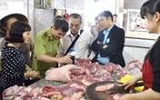 Cửa hàng không niêm yết chứng nhận an toàn thực phẩm: Sẽ cách chức trưởng ban quản lý chợ