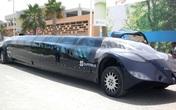 Cận cảnh siêu xe buýt mạnh nhất thế giới có giá hơn 200 tỷ đồng