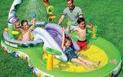 Cách chọn bể bơi mini an toàn, phù hợp với trẻ em