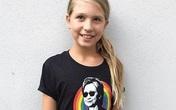 Bé gái 10 tuổi gửi thư cảm ơn bà Clinton
