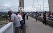 Hải Phòng: Để lại xe máy trên cầu, một người đàn ông nhảy xuống sông tự tử