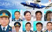 Thăng quân hàm cho 9 quân nhân trên CASA-212 hi sinh