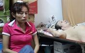 Người phụ nữ bị công an túm cổ, kéo lê: 'Tôi có chửi thiếu uý Hải'