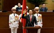 Tân Chủ tịch nước tuyên thệ nhậm chức