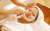 Có nên trẻ hóa làn da bằng cách... cạo lông mặt?