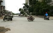 Xe ba gác, xe tự chế vẫn tung hoành vùng ven đô