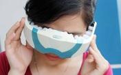 Cẩn trọng với máy massage điều trị cận thị