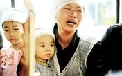 Lễ tang 9 quân nhân tổ bay Casa - 212: Xót lòng vành tang trắng trên đầu con trẻ