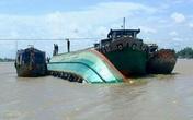 Đắm tàu chở dầu, 2 thuyền viên thoát nạn