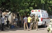 Hai bé gái đánh bom tự sát, 19 người thương vong