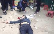 Bị đập điếu cày vào đầu vì đánh người sau va chạm giao thông