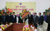 Kỷ niệm Ngày Thầy thuốc Việt Nam 27/2: Ngành Y tế đoàn kết một lòng, hoàn thành sứ mệnh