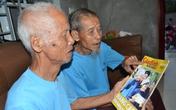 """Những điều """"lạ"""" về cặp song sinh gần trăm tuổi ở Hải Dương"""