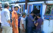 Ngư dân Đà Nẵng phát hiện thi thể trên biển