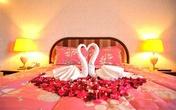 Vợ chồng không hạnh phúc, hãy xem lại bạn đã đặt giường cưới đúng phong thủy chưa?