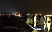 2 người bị tông tử vong khi đang thay lốp xe trên cao tốc Hà Nội - Hải Phòng