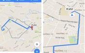 Google Maps có thêm tính năng dẫn đường bằng tiếng Việt