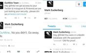 Ông chủ Facebook bị hack tài khoản mạng xã hội