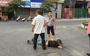 Hà Nội: Trộm chó bị người dân và CSGT tóm gọn