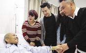 """Gia đình nghệ sĩ Hán Văn Tình: """"Chúng tôi đã """"vái tứ phương"""""""