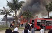 Cháy tàu tại Tuần Châu chưa rõ nguyên nhân