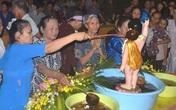 Tại sao phải tắm Phật trong ngày Phật đản sinh?