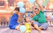 Gia đình hạnh phúc của diễn viên 'Bỗng dưng muốn khóc'